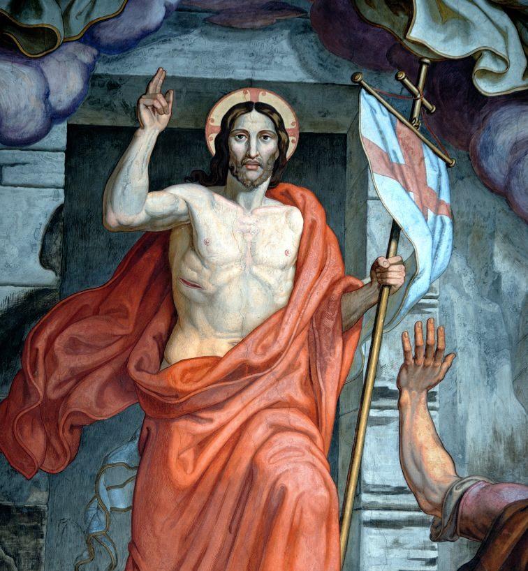Auferstehungsfresko